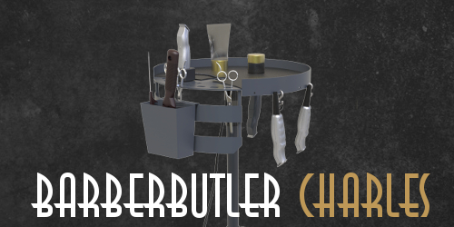 BarberButler producten